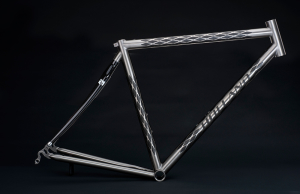 In 2004, Bill released his next innovation by licensing ExoGrid® Technology for use in bicycle frames. This technology co-molds carbon fiber and a cutout titanium tube to save weight, retain strength and generate special ride qualities through the constrained layer damping combination of both materials.